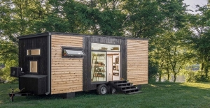 'Küçük mobil ev'e talep hızla artıyor