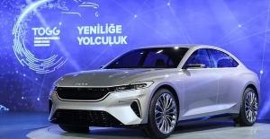 TOGG'a tasarım ödülü: Türkiye'de bir ilk oldu