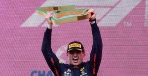 F1 Steiermark GP'sinde zafer Max Verstappen'in