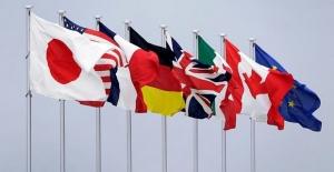 G7 ülkeleri, Çin'in yol ve kuşak projesine karşı planda anlaştı