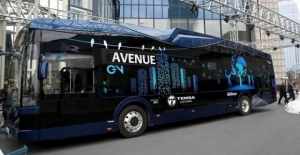 Türkiye'nin ilk yerli elektrikli otobüsü banttan indi: 15 dakikada şarj oluyor