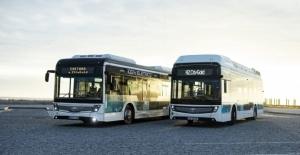 Toyota'dan sıfır emisyonlu otobüs: Portekizli CaetanoBus ile geliştirdi