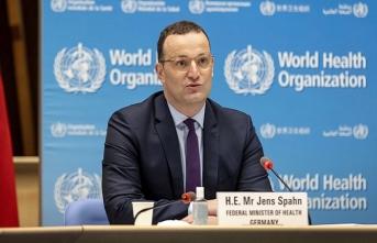 Almanya Sağlık Bakanına göre Kovid-19 salgınının biteceği tarih