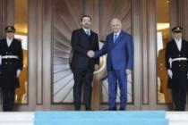 Lübnan Başbakanı Hariri Çankaya Köşkü'nde