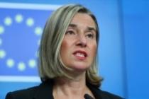 AB Suriye'de 'siyasi çözüme' işaret etti
