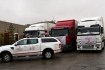 Türk Kızılay selin vurduğu İran'a gidiyor