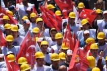 İşçinin ve emekçinin bayramı '1 Mayıs'