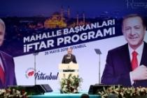 Cumhurbaşkanı Erdoğan: Her hırsızlık kötüdür ama oy hırsızlığı tam bir felakettir
