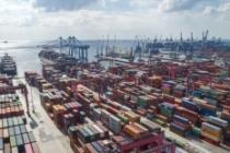 Dış ticarette 10 yılın en düşük ocak-nisan açığı