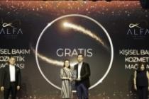 Gratis, müşteri memnuniyetinde halk tarafından birinci seçildi
