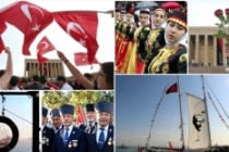 Milli Mücadele'nin 100. yılı coşkuyla kutlanıyor