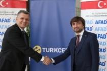 Turkcell'in milli e-postası AFAD ile yola çıktı