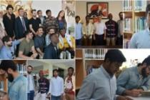 Balıkesir üniversite sıralarında 51 ülkeden 'misafir' ağırlıyor