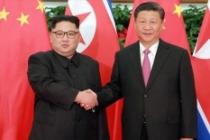 Çin Devlet Başkanı Şi Cinping Kuzey Kore'ye gitti