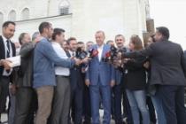 Cumhurbaşkanı Erdoğan: S-400'lerde geri adım atmak söz konusu değil
