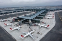 İstanbul'daki havalimanları baharda 25 milyon yolcu ağırladı
