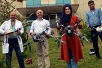 Tokat'ta üretilen İHA'lar güvenlik güçlerinin hizmetinde