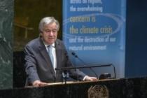 BM Genel Sekreteri Guterres'ten karbon vergisi çağrısı