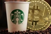 Ünlü marka Bitcoin ile kahve satışına başlıyor