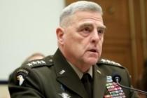 ABD Genelkurmay Başkanı Milley: Afganistan'da pek çok senaryo mümkün