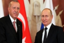 Erdoğan ile Putin bir araya geldi: Suriye'de barış Türkiye ve Rusya ilişkilerine bağlı