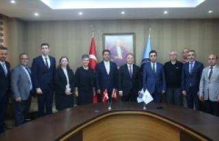 Akdeniz Üniversitesi ile Novo Nordisk Türkiye arasında...