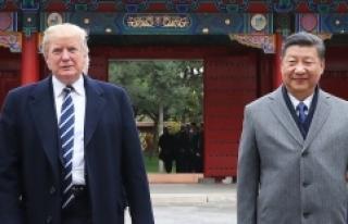 Çin'den ABD'ye 'zeytin dalı'