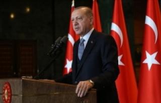 Cumhurbaşkanı Erdoğan: Kimsenin milletin alicenaplığına...