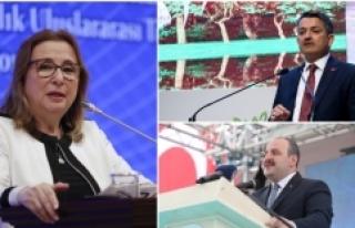 Ekonomi bakanlarının diplomasi trafiği hızlanıyor