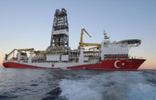 Enerji ve Tabii Kaynaklar Bakanı Dönmez: Fatih sondaj...