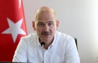 İçişleri Bakanı Soylu: Türkiye'ye son 2...