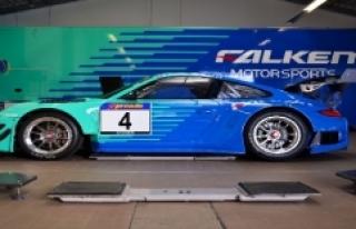 Porsche'nin tercihi Falken