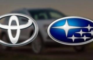 Toyota ve Subaru elektrikli otomobiller için iş...