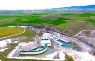 Türkiye'nin en uzun içme suyu tüneli 'Gerede'...