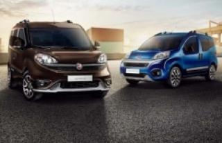 Fiat Doblo'nun 20. yılına özel 2020 adetlik...