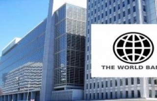 Dünya Bankası'ndan 25 ülkeye 1,9 milyar dolarlık...