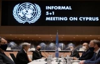BM Genel Sekreteri Guterres'ten Kıbrıs açıklaması:...