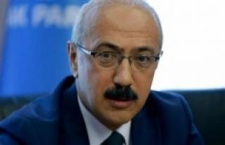 Bakan Elvan: Merkez Bankasına müdahale söz konusu...