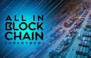 Blockchain ve kripto konferansı 'ALL IN BLOCKCHAIN'...