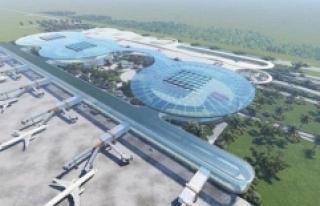 Çukurova Havalimanına 2.3 milyar liralık teşvik
