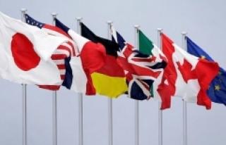 G7 ülkeleri, Çin'in yol ve kuşak projesine...