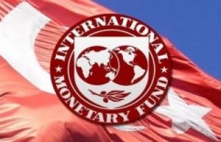 IMF, Türkiye'nin bu yıl yüzde 5.75 büyümesini...
