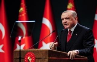 Cumhurbaşkanı Erdoğan: Yeni Türkiye'nin istikbal...