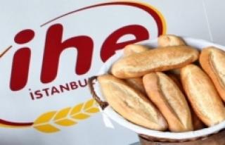İBB'den Halk Ekmek'e yüzde 25 zam