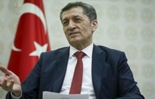 MEB Bakanı Ziya Selçuk: Okullar 6 Eylül'de...