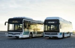 Toyota'dan sıfır emisyonlu otobüs: Portekizli...