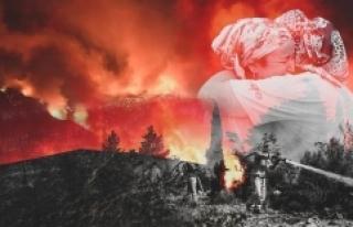 Ağustos'un gündemi yangın afeti: Bütün Türkiye...