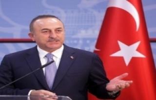 Bakan Çavuşoğlu: Afganistan'da tüm taraflarla...