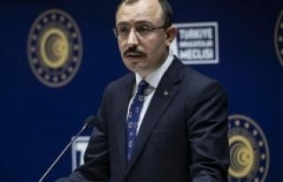 Bakan Muş: Cumhuriyet tarihinin rekoru