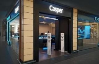 Casper Excalibur'un ilk deneyim mağazası Forum...